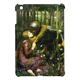Waterhouse Beautiful Woman Without Mercy iPad Mini Cover