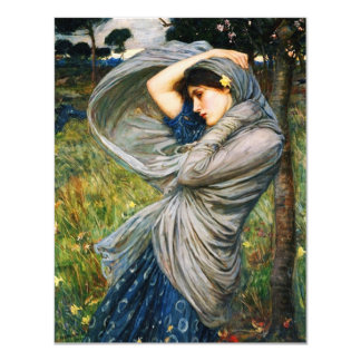 Waterhouse Boreas Invitations