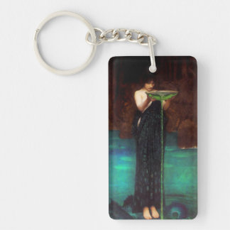Waterhouse Circe Invidiosa Key Chain