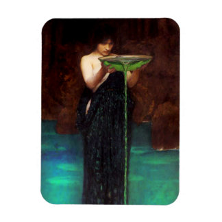 Waterhouse Circe Invidiosa Magnet