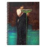 Waterhouse Circe Invidiosa Notebook