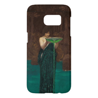 Waterhouse Circe Invidiosa Samsung Galaxy S7 Case