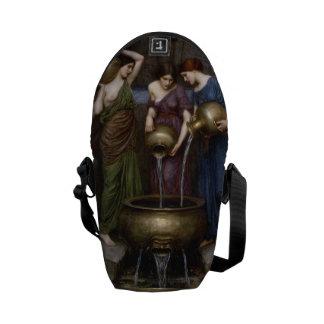 Waterhouse Danaides Fine Art Mini Courier Bag