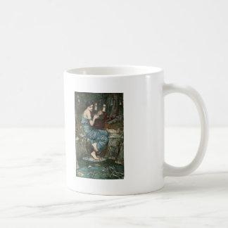 Waterhouse de Juan Guillermo el encantador Tazas De Café