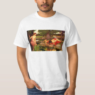 Waterhouse Echo and Narcissus T-shirt