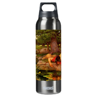 Waterhouse Echo and Narcissus Thermos Bottle