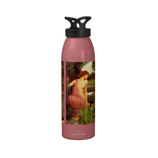 Waterhouse Echo and Narcissus Water Bottle