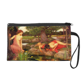 Waterhouse Echo and Narcissus Wristlet
