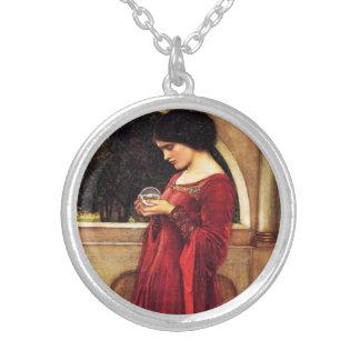 Waterhouse el collar de la bola de cristal