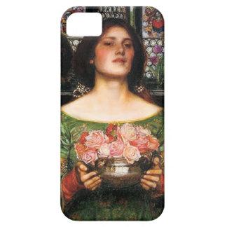 Waterhouse Gather Ye Rosebuds iPhone 5 Case