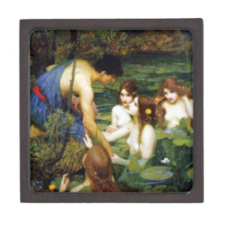 Waterhouse Hylas and the Nymphs Gift Box