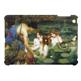 Waterhouse Hylas and the Nymphs iPad Mini Case