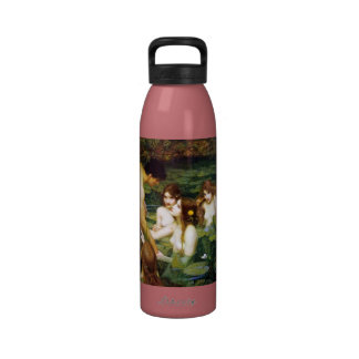Waterhouse Hylas and the Nymphs Water Bottle