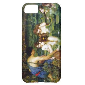 Waterhouse Hylas y el caso del iPhone 5 de las nin