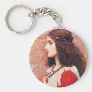 Waterhouse Juliet Key Chain