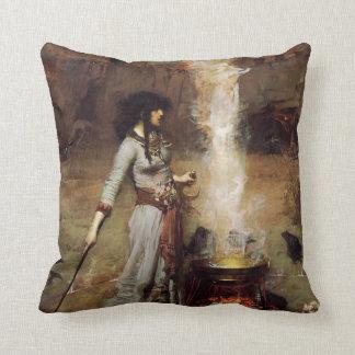 Waterhouse la almohada mágica del círculo