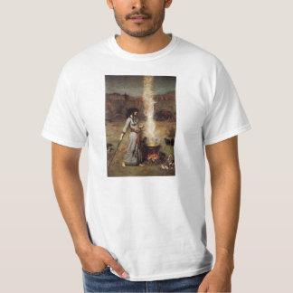 Waterhouse la camiseta mágica del círculo camisas