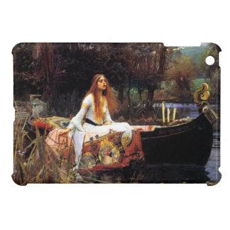 Waterhouse la señora caso del iPad de Shalott del  iPad Mini Cárcasa