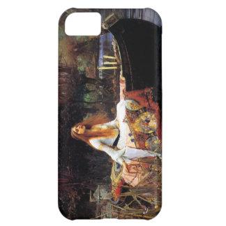 Waterhouse la señora del caso del iPhone 5 de Shal