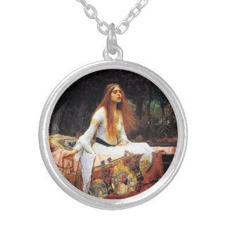 Waterhouse la señora del collar de Shalott