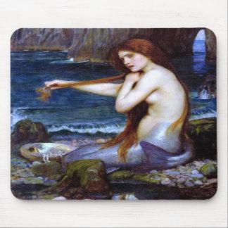 Waterhouse: La sirena Tapete De Ratón