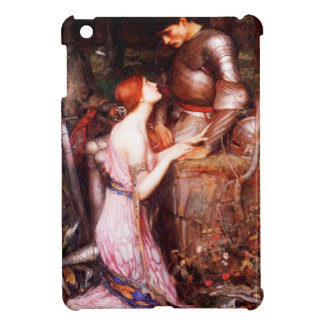 Waterhouse Lamia and the Soldier iPad Mini Case