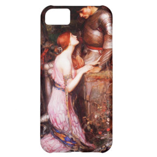Waterhouse Lamia and the Soldier iPhone 5 Case