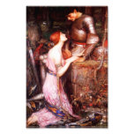 Waterhouse Lamia and the Soldier Print Photo Print