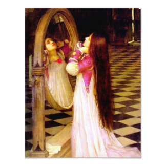 Waterhouse Mariana in the South Invitations