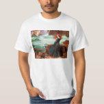 Waterhouse Miranda la camiseta de la tempestad