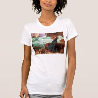 Waterhouse Miranda la camiseta de la tempestad Remera