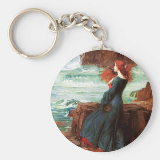 Waterhouse Miranda The Tempest Key Chain
