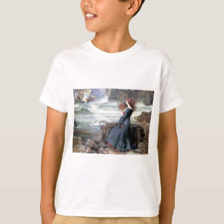 Waterhouse miranda the tempest woman ship wreck T-Shirt