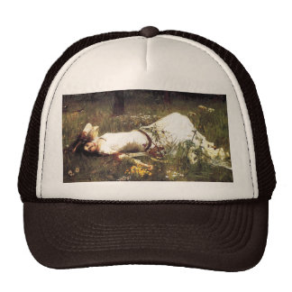 Waterhouse Ophelia Hat