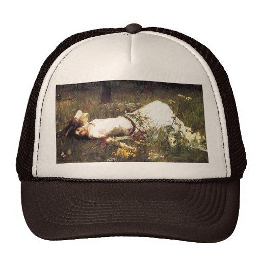 Waterhouse Ophelia Hat