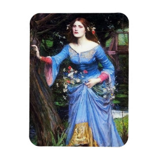 Waterhouse Ophelia Magnet