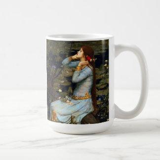 Waterhouse Ophelia Mug