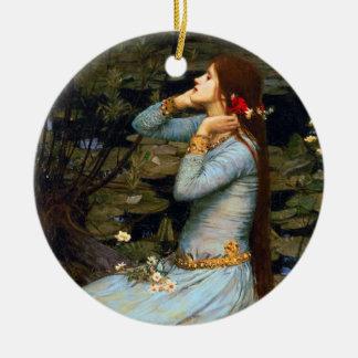 Waterhouse Ophelia Ornament