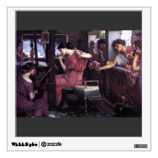 Waterhouse Penélope de Juan Guillermo y los preten