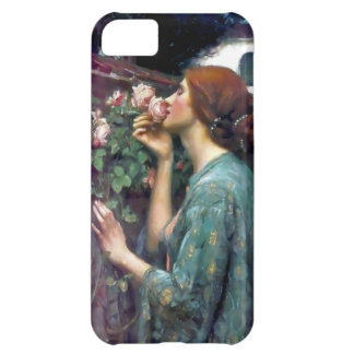 Waterhouse Scented Rose painting Cover For iPhone 5C