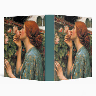 Waterhouse: Smell of Roses Binder