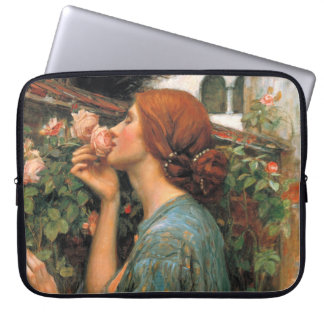 Waterhouse: Smell of Roses Computer Sleeve
