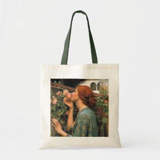 Waterhouse: Smell of Roses Tote Bag