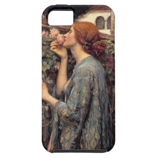 Waterhouse Soul of the Rose iPhone 5 case