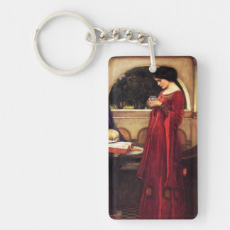 Waterhouse The Crystal Ball Key Chain