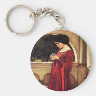 Waterhouse The Crystal Ball Keychain