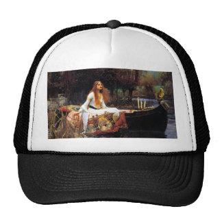 Waterhouse The Lady of Shalott Hat