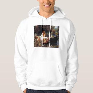 Waterhouse The Lady of Shalott Hoodie