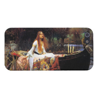 Waterhouse The Lady of Shalott iPhone 5 Case