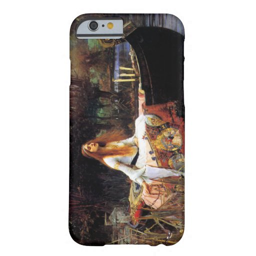 Waterhouse The Lady of Shalott iPhone 6 case
